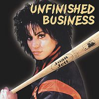 Cover Joan Jett & The Blackhearts - Unfinished Business [EP]